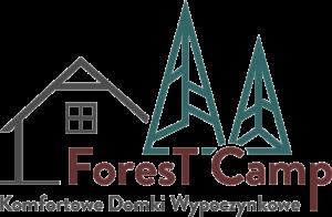 Forest Camp – domki w Zatorze Logo